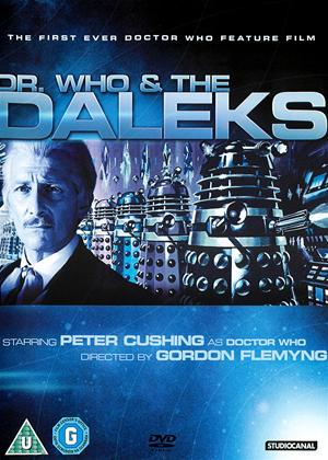 Doctor Who and the Daleks Online DVD Rental