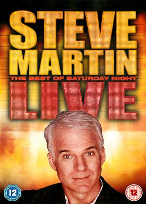 Rent Steve Martin: The Best of Saturday Night Live Online DVD Rental