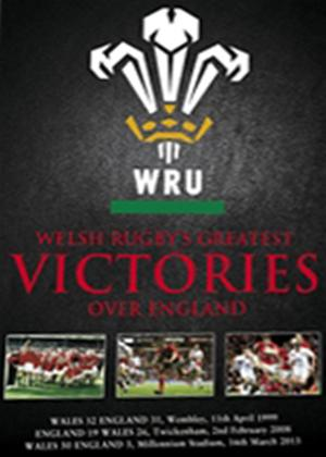 Welsh Rugby Union: Greatest Victories Online DVD Rental