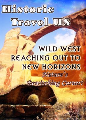 Historic Travel US: Reaching out to New Horizons: Wild West Online DVD Rental