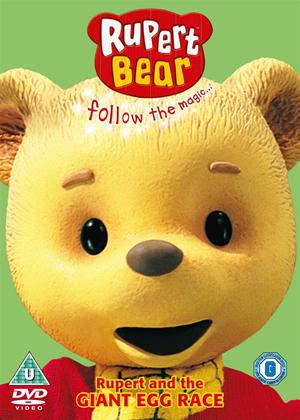 Rent Rupert the Bear: Vol.1: Rupert and the Giant Egg Race Online DVD Rental