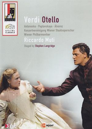 Verdi: Otello: Salzburg Festival Online DVD Rental