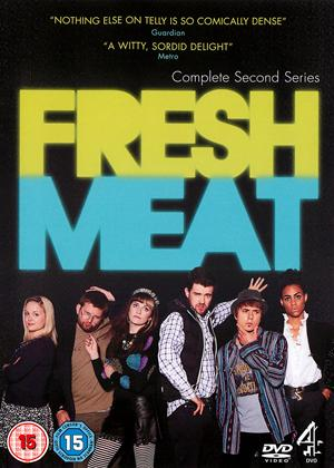 Fresh Meat: Series 2 Online DVD Rental