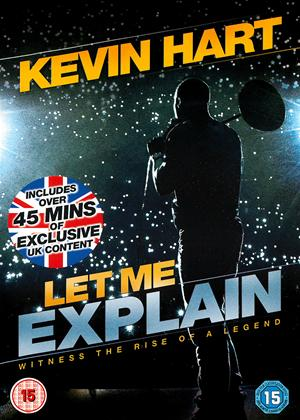 Kevin Hart: Let Me Explain Online DVD Rental