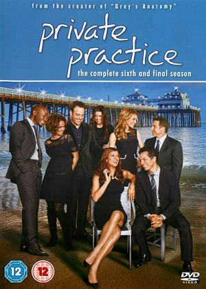 Private Practice: Series 6 Online DVD Rental