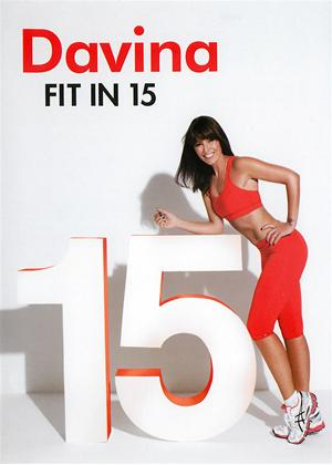 Davina: Fit in 15 Online DVD Rental