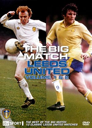 Leeds United: The Big Match: Vol.1 and 2 Online DVD Rental
