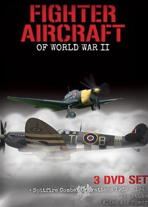 Rent Fighter Aircraft of World War II Online DVD Rental