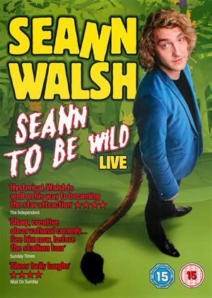 Seann Walsh: Seann to Be Wild: Live Online DVD Rental