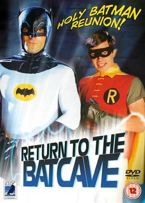 Return to the Batcave Online DVD Rental