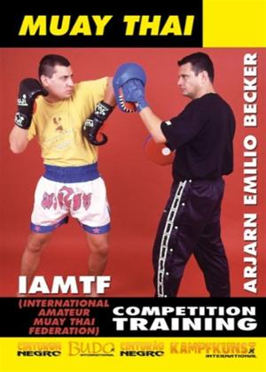 Rent Muay Thai: Competition Training Online DVD Rental