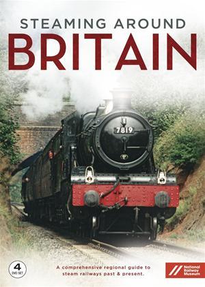 Rent Steaming Around Britain Online DVD Rental