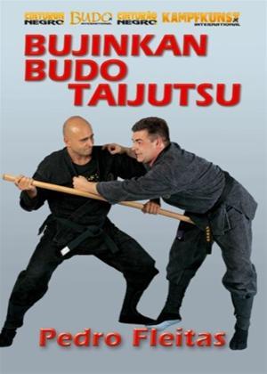 Rent Bujinkan Budo Taijutsu Online DVD Rental