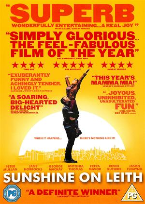 Sunshine on Leith Online DVD Rental
