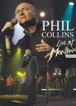 Phil Collins: Live at Montreux 2004 Online DVD Rental