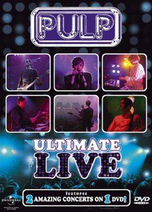 Rent Pulp: Ultimate Live: Feeling Called Live / The Park Is Mine Online DVD Rental