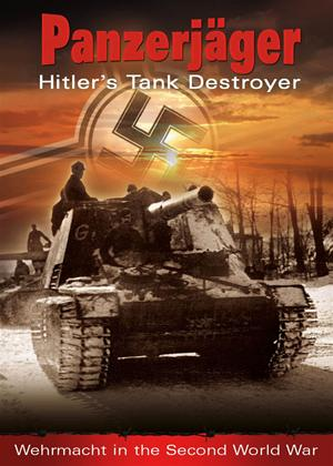 Rent Panzerjaeger: Hitler's Tank Destroyer Online DVD Rental