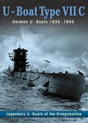 U Boat Type VIIC Online DVD Rental