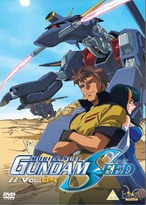 Rent Mobile Suit Gundam Seed: Vol.4 Online DVD Rental
