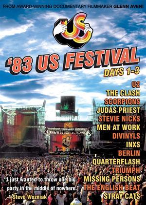 US Festival 1983 Online DVD Rental