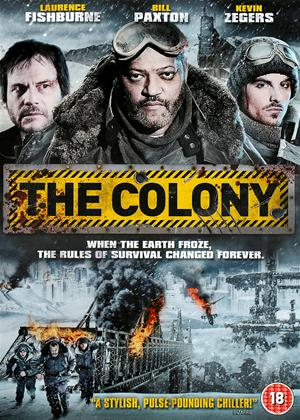 The Colony Online DVD Rental