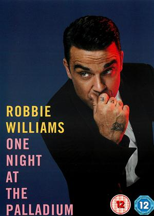 Robbie Williams: One Night at the Palladium Online DVD Rental