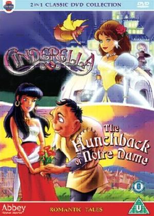 Rent Romantic Tales: Cinderella and Hunchback of Notre Dame Online DVD Rental