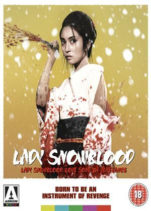 Rent Lady Snowblood (aka Shurayukihime) Online DVD Rental