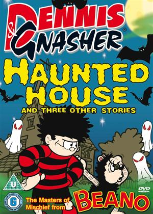 Dennis and Gnasher: Haunted House and 3 Other Stories Online DVD Rental