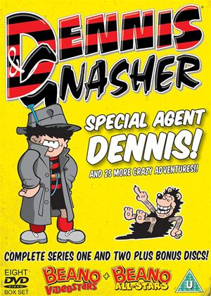 Rent Dennis and Gnasher: Special Agent Dennis and 25 More Crazy Adventures Online DVD Rental