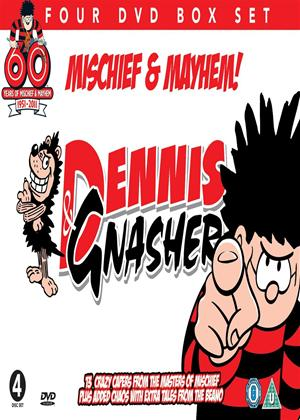 Dennis and Gnasher: Mischief and Mayhem Online DVD Rental
