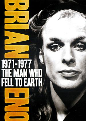 Rent Brian Eno: 1971–1977: The Man Who Fell to Earth Online DVD Rental