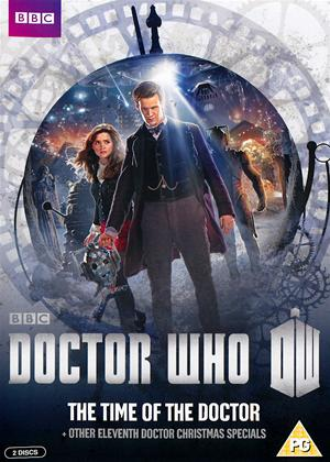 Doctor Who: The Time of the Doctor and Other Eleventh Doctor Christmas Specials Online DVD Rental