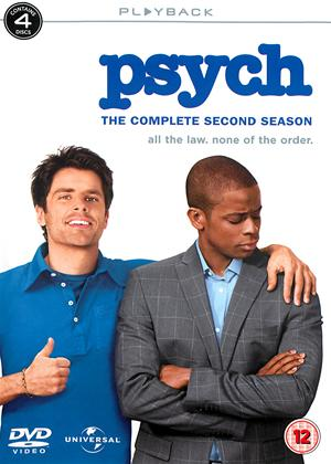 Psych: Series 2 Online DVD Rental