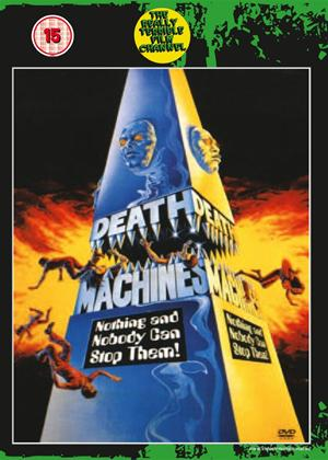Rent Death Machines Online DVD Rental