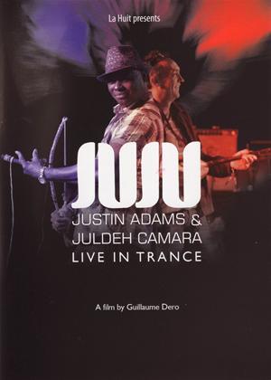 Rent JuJu: Live in Trance Online DVD Rental