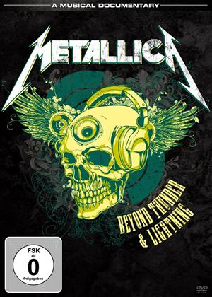 Metallica: Beyond Thunder and Lightning Online DVD Rental