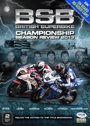 Rent British Superbike: Championship Season Review: 2013 Online DVD Rental