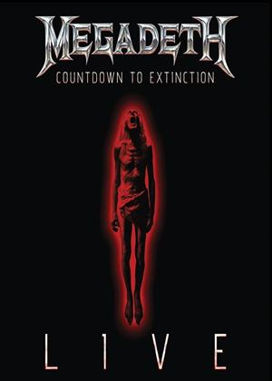 Megadeth: Countdown to Extinction: Live Online DVD Rental
