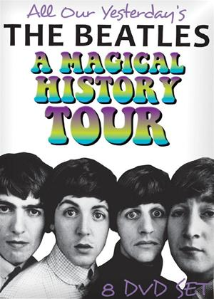 Rent The Beatles: All Our Yesterdays: A Magical Mystery Tour Online DVD Rental