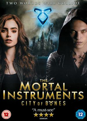 The Mortal Instruments: City of Bones Online DVD Rental