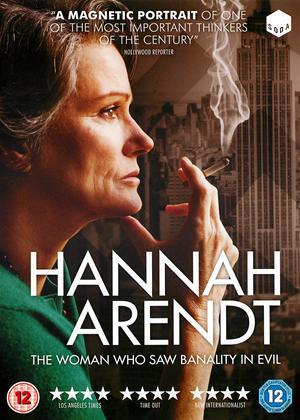 Hannah Arendt Online DVD Rental