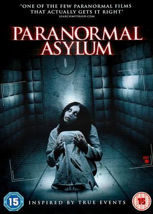 Paranormal Asylum Online DVD Rental