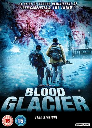 Blood Glacier Online DVD Rental