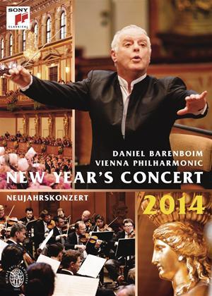 New Year's Concert: 2014 Online DVD Rental