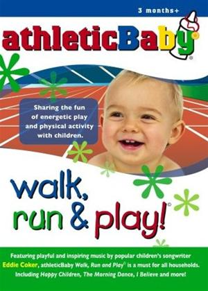 Rent Athletic Baby: Walk, Run and Play! Online DVD Rental