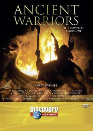 Ancient Warriors: Series 1 Online DVD Rental