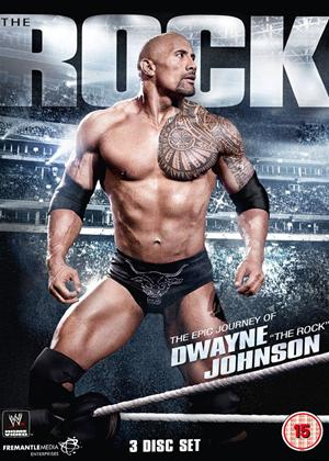Rent WWE: The Epic Journey of Dwayne 'The Rock' Johnson Online DVD Rental