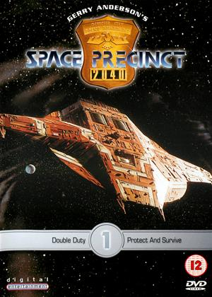 Rent Space Precinct: Vol.1 (aka Double Duty/Protect and Survive) Online DVD Rental