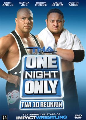 Rent TNA Wrestling: One Night Only: Reunion Online DVD Rental